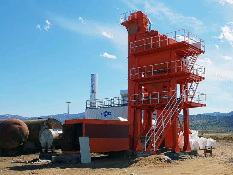 Pabrik aspal ALQ80