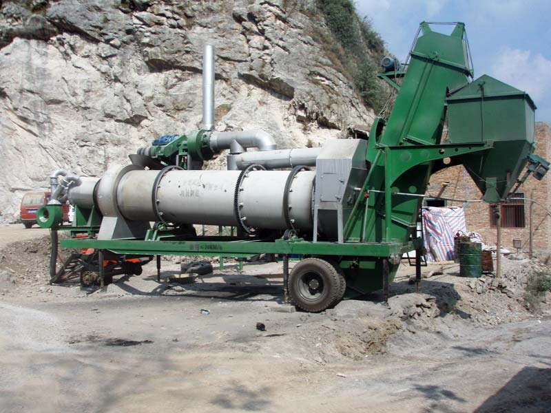 ALT20 mini asphalt plant