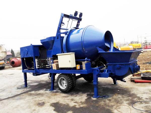 pompa mixer