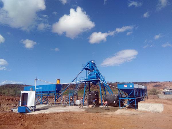 Pabrik Batching Beton