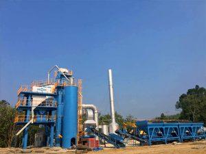 Pabrik Aspal di Indonesia