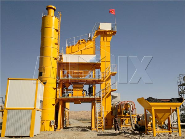 Types of Asphalt Plants