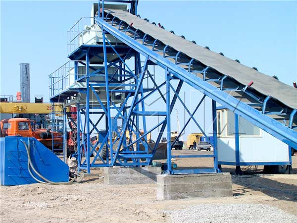 Stabilized Soil Batching Plant