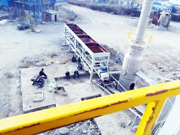 mobile asphalt batching plant for sale