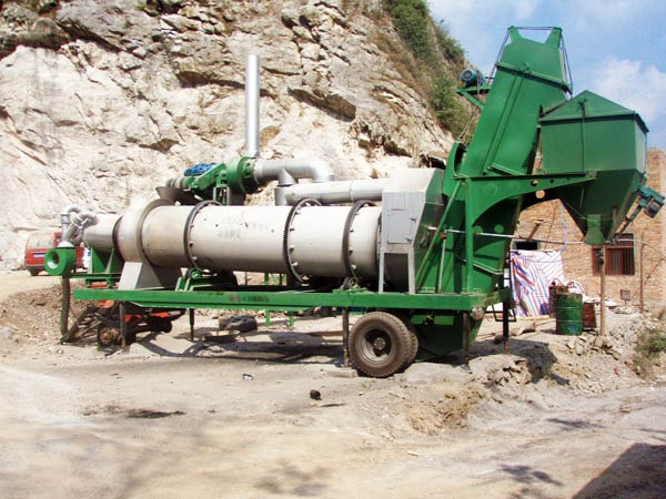 ALT20 Asphalt Drum Mix Plant
