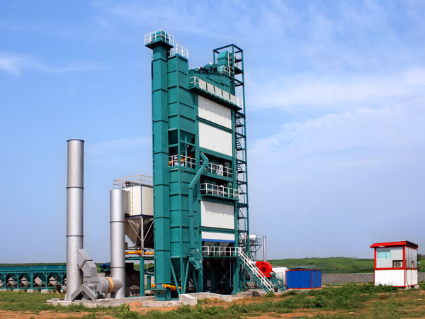 LB series asphalt plant