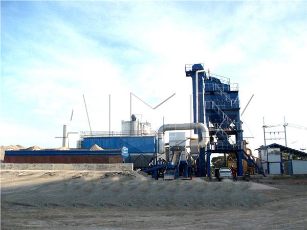 Mini Asphalt Plant : Asphalt batching plant price t h to capacity