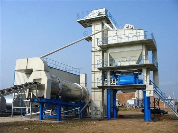 QLB 40t Stationary Asphalt Mix Plant