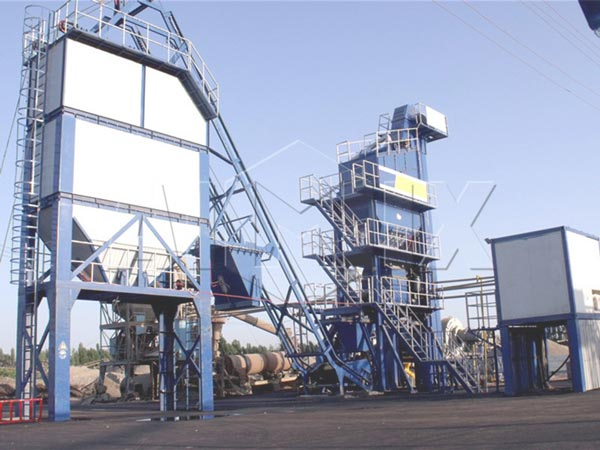 QLBY series Asphalt Mixing Plant Price