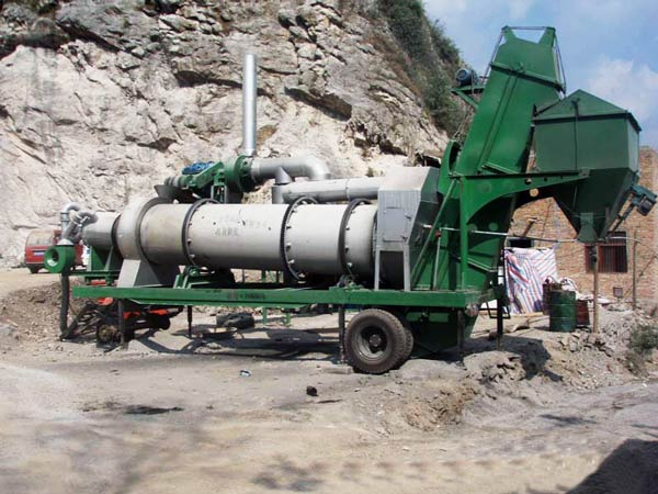 asphalt drum batching plant in Sri Lanka