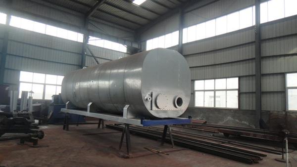 Asphalt Tank of Portable Asphalt Plant
