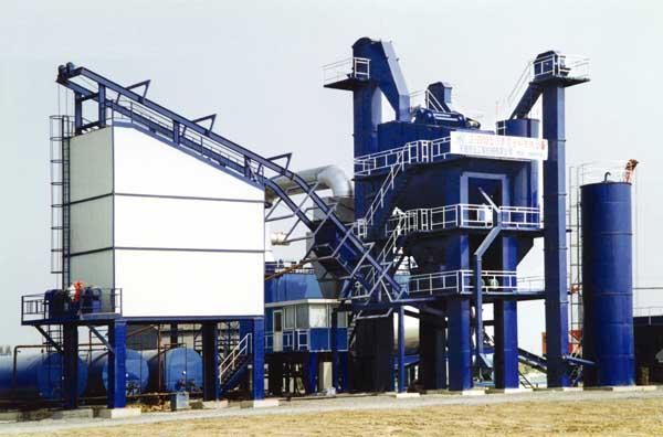 Bitumen Asphalt Mix Plant
