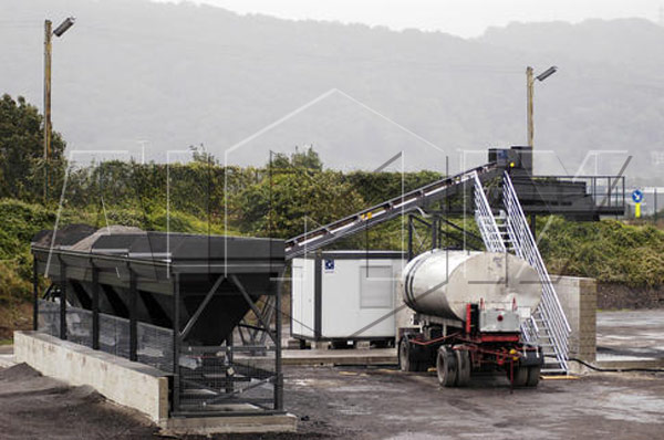 Cold Asphalt Mix Plant