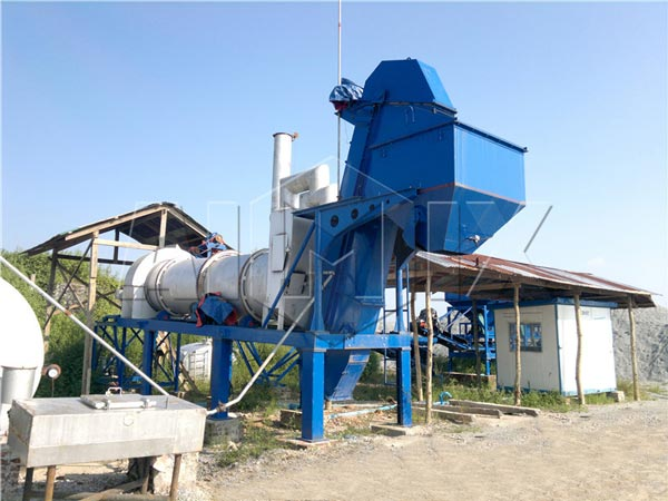 DHB40 Asphalt Mix Plant