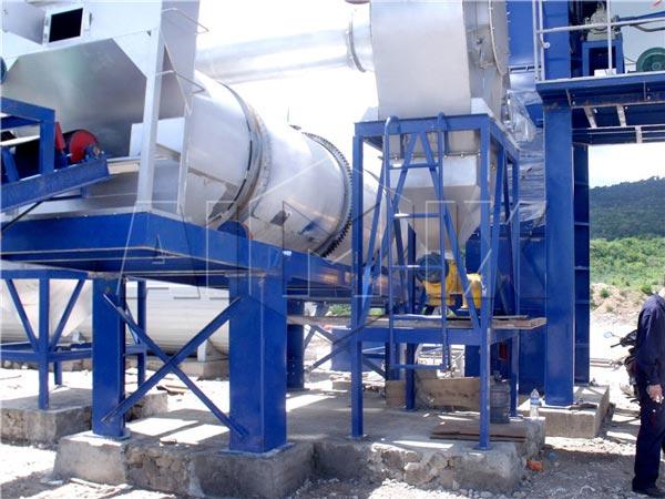 Dust Collector of Stationary Asphalt Plant