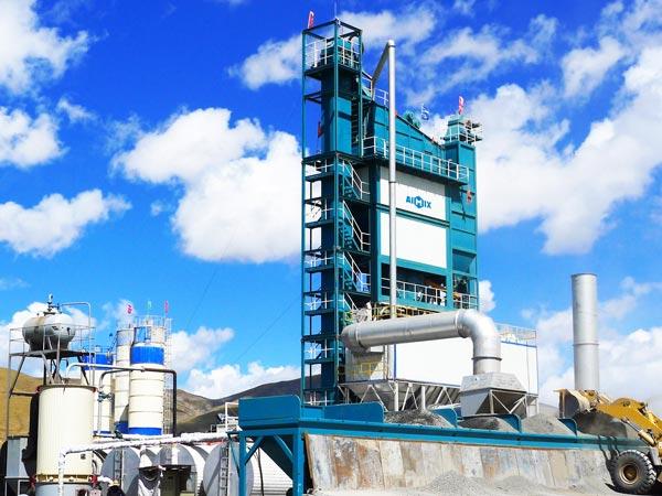 ALQ series asphalt plant