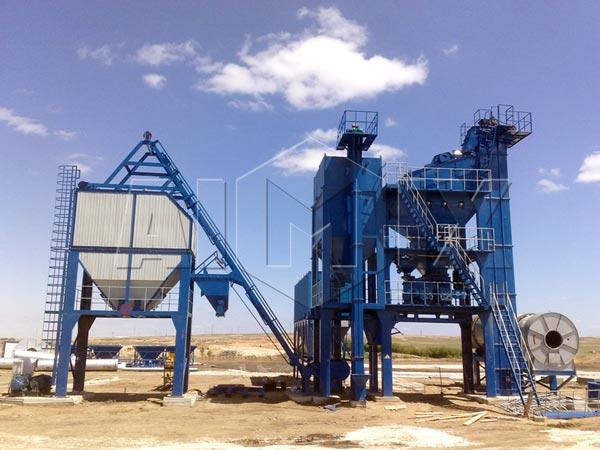 40t/h asphalt mixing plant