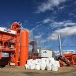 80t stationary asphalt plant