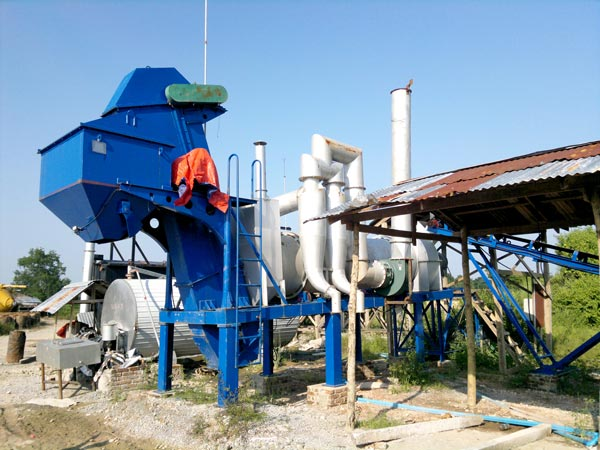 ALT series drum asphalt plant