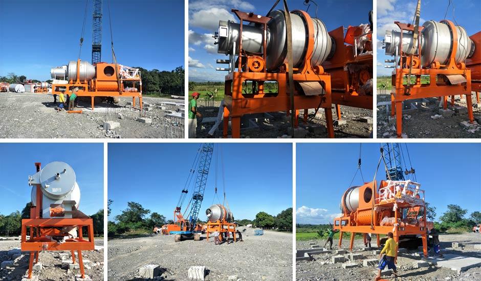 Installing ALYJ60 in Philippines
