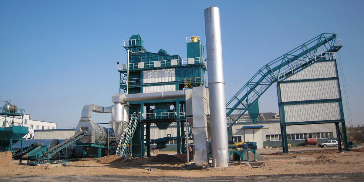 250t Asphalt Plant in Malaysia