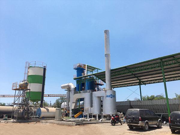ALQ120 Aspahlt Plant Installation
