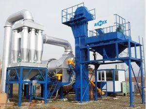 ALT60 Small Asphalt Mixing Plant