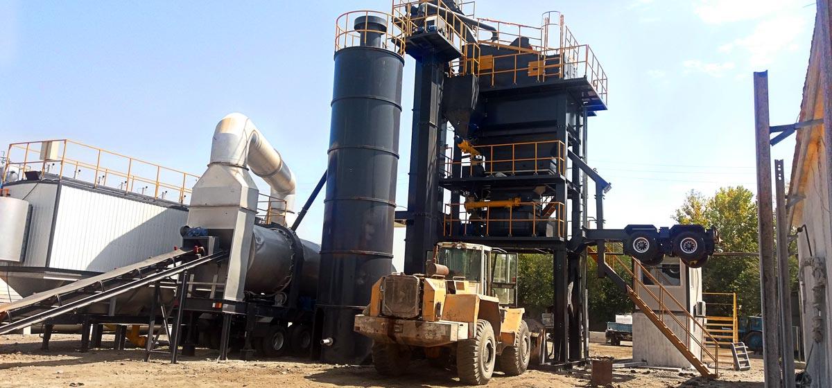 asphalt mobile plant for sale
