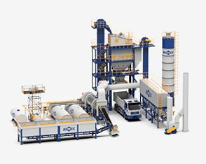 ALQ Series Stationary Asphalt Plant