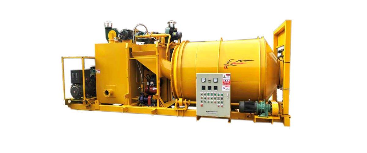 Aimix Asphalt Mixer Machine
