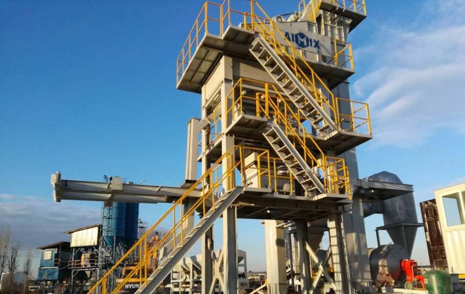 asphalt plant Kazakhstan
