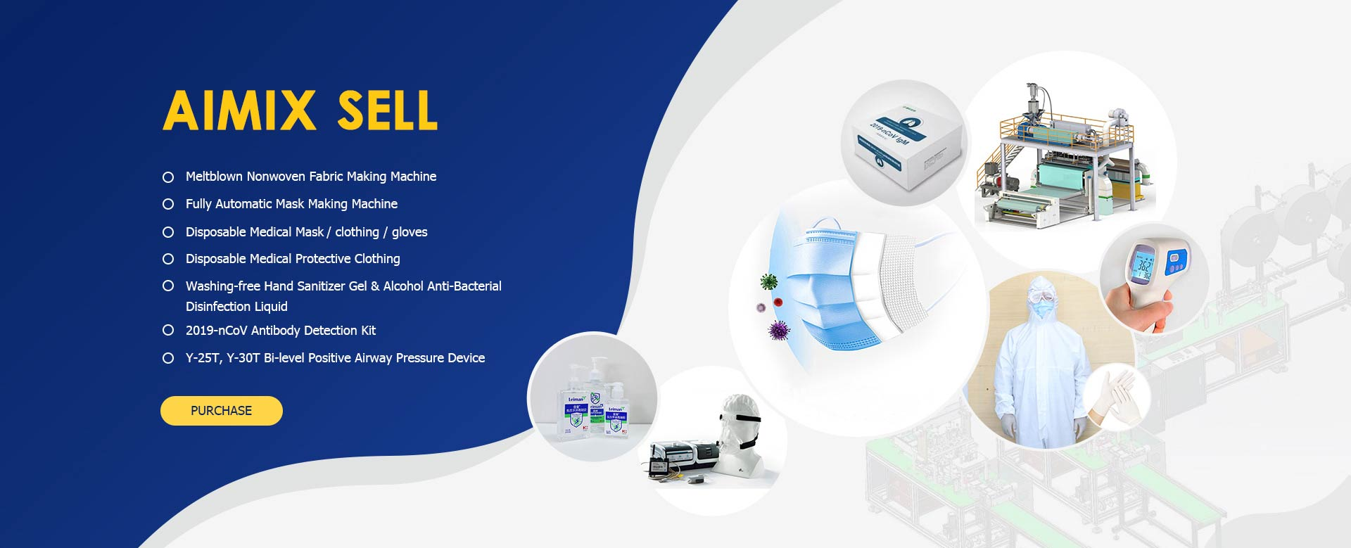 Aimix Protective Product